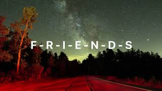 Marshmello & Anne Marie - Friends [R3HAB Remix] [Lyric/Lyrics]