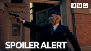 The deadly blast we never saw coming 😮 | Peaky Blinders - BBC