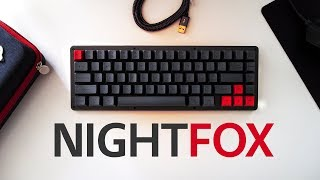 Input Club NightFox - The KING of Compact Keyboards?