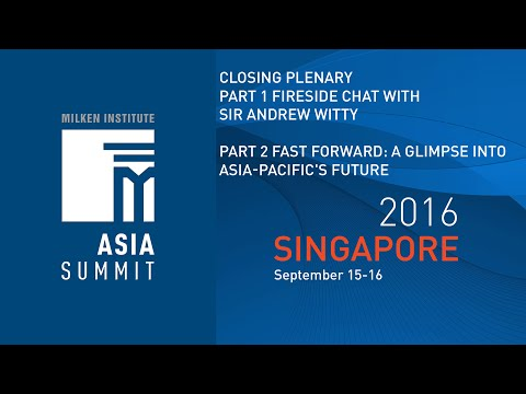 Fireside Chat with Sir An0drew Witty | Part 2 Fast Forward: A Glimpse Into Asia-Pacific's Future