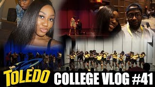 COLLEGE  VLOG 41 - HOMECOMING 2018