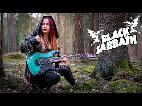 Black Sabbath - Paranoid | Guitar Cover with Solo