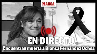 Blanca Fernández Ochoa, últimas noticias y reacciones al hallazgo del cadáver