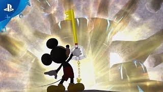 Kingdom Hearts Hd 1.5 + 2.5 Remix - Fight The Darkness Trailer   Ps4