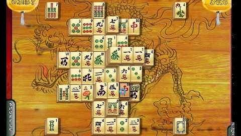 Faz Spiele Mahjong