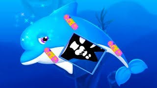 Fun Animals Care Kids Game - Play Ocean Vet Gameplay By Libii