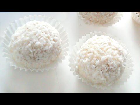 Домашние конфеты Рафаэлло(Raffaello)