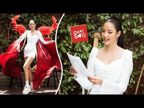 ĐỘC QUYỀN: Hoàng Thùy - Tự tin đến với Miss Universe 2019 I Tập 4 – CHAT CÙNG SAO