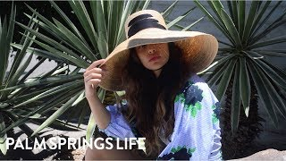 Summer Hats Fashion| PALM SPRINGS LIFE
