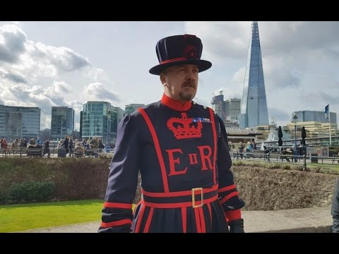 Tower of London Tour.