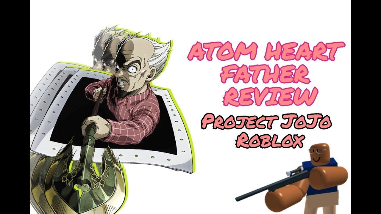 Project Jojo Atom Heart Father
