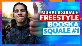 Video Moha La Squale | Freestyle Booska Squale #1 download MP3, 3GP, MP4, WEBM, AVI, FLV November 2017