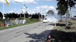 Carpulling Achthuizen 2010 Bambino 1ste manche autotrek