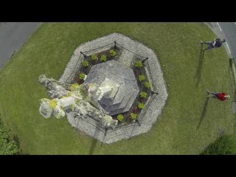 Quadcopter war memorial survey
