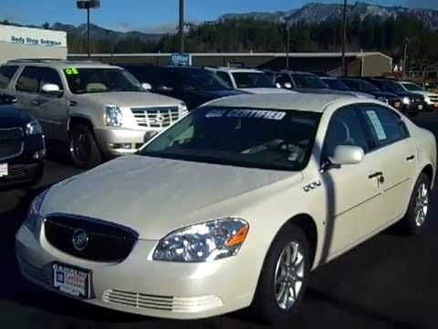 2008 buick lucerne cxl diamond white art gamblin motors. Black Bedroom Furniture Sets. Home Design Ideas