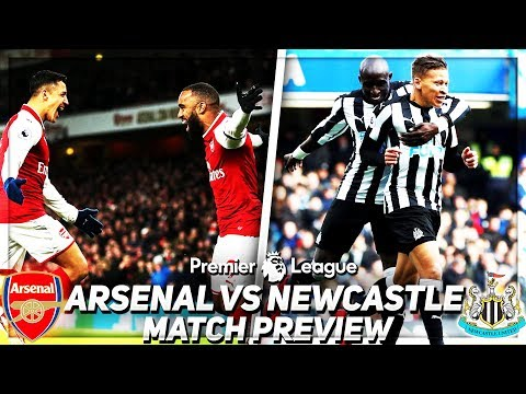 Arsenal vs Newcastle LIVE Match Preview | 💥 AFTV Young Gunz💥