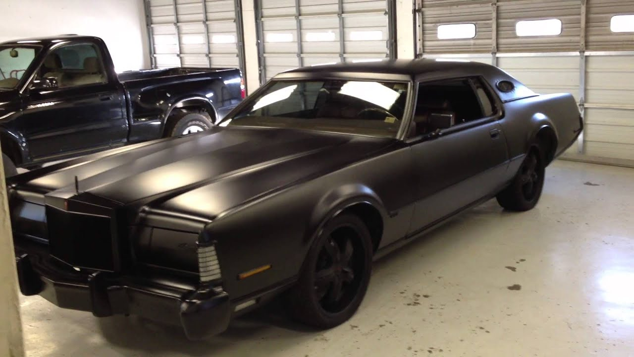 Blacked Out Cars For Sale