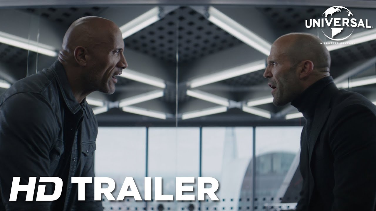 'Hobbs & Shaw' trailer unites Dwayne Johnson, Jason Statham in fast and ...