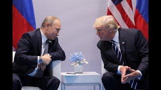 """Тайная вечеря"" Путина и Трампа"