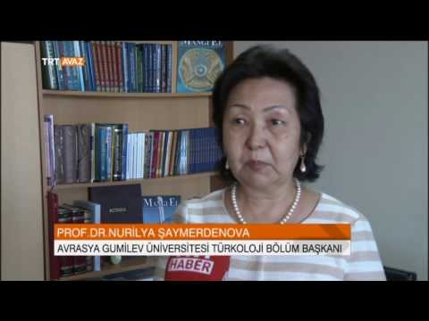 Kazakistan'da Türkiye Türkçesi'ne Olan İlgi Artıyor