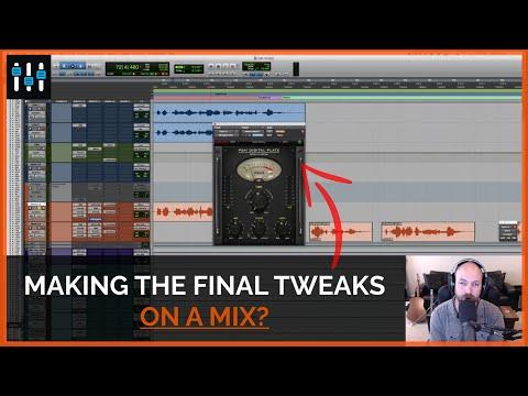 Final Mix Tweaks (+ Free Hip-Hop Multitracks)