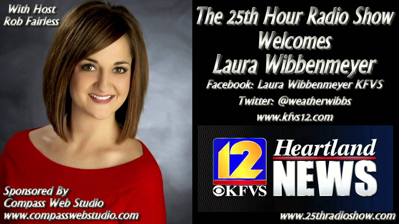 Laura Wibbenmeyer - KFVS 12 Heartland Storm Team Meteorologist