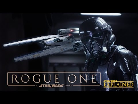 Where Are Death Troopers, U-Wings, and TIE Strikers in the Original Trilogy?