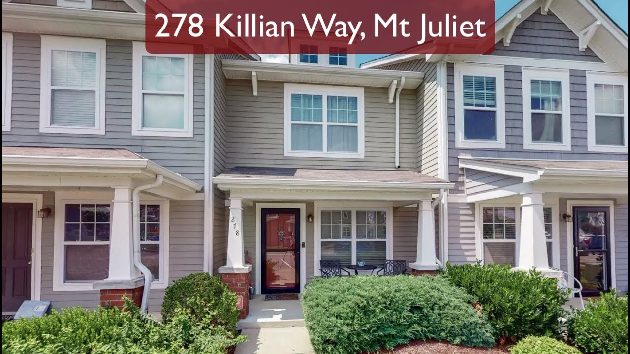 278 Killian Way, Mt Juliet