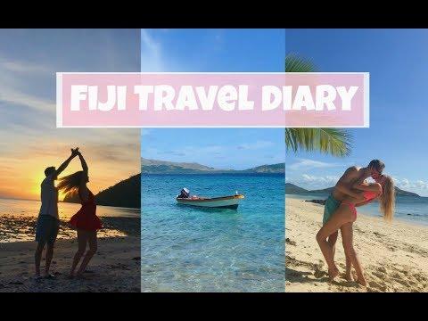 FIJI TRAVEL DIARY | Payton and Dylan