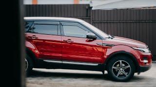 Что происходит с Range Rover Evoque с пробегом?