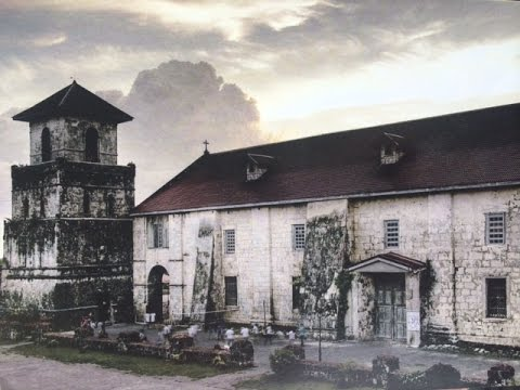 Baclayon Church Bohol Tour by HourPhilippines.com