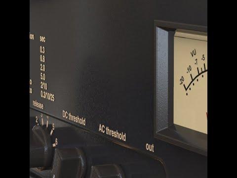 Analog Obsession Vari Moon Free Compressor / Limiting Amplifier Plugin Vst Au  Demo Test