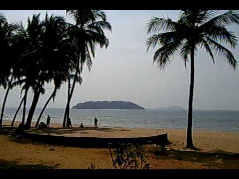 Baina Beach In Vasco Da Gama, Goa
