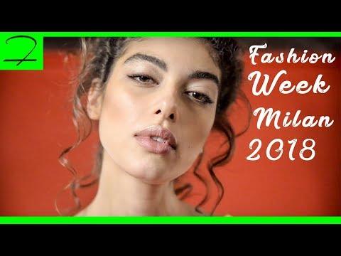 Fashion week 2019    Fashion Industry camera della moda    Milan