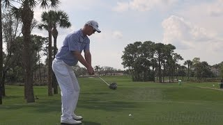 JOHN SENDEN - 2014 DRIVER GOLF SWING REGULAR & SLOW MOTION 1080p HD