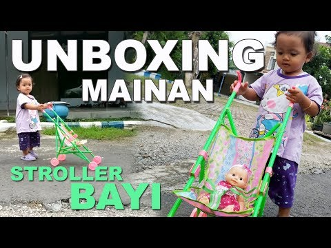 baby-dolls-stroller-unboxing-review