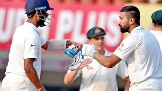 Murali Vijay's Fifty (50* Runs) vs AUS | India vs Australia, 3rd Test, Day 3 - Fans Reaction