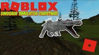 Roblox Dinosaur Simulator Classic - Albino Terror Remake Finished! + Dino Sim Classic Gameplay!