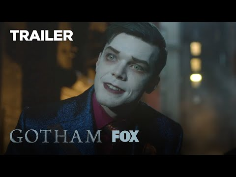 Eliseo on Y100.1 - Gotham Teases The Joker In New Trailer