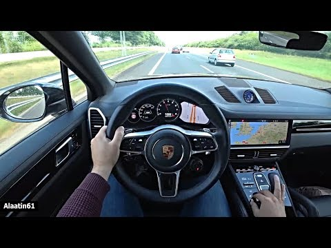 The NEW Porsche Cayenne 2020 Test Drive