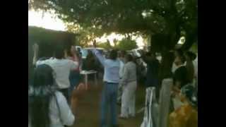 IAFCJ Culto en Jitzamuri el dia 27-06-2012
