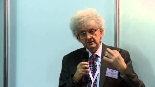 Профессор Мартин Полякофф на Сессии симпозиума по зеленой химии