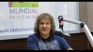 Aceleração da evolução : Conectados ou superficiais ? - 17-02-2017 - Rádio Mundial