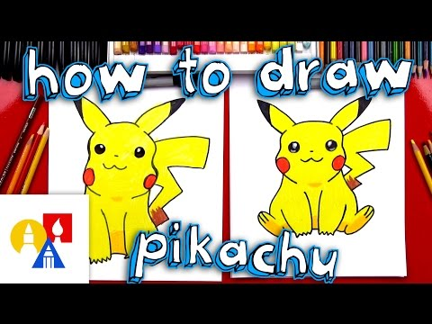 how-to-draw-pikachu-(with-color)