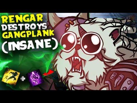 MORE DOMINATING TOP LANE AS BEST RENGAR NA!! - DEKAR173 🥵🥴