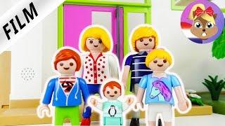 Playmobil Film Nederlands - VERHUIZEN NAAR DE LUXEVILLA! - Kinderserie Familie Vogel