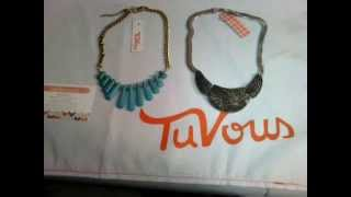 Siren Accessories featuring TuVous - Turqouis Warrior and Ophidian Necklaces Thumbnail