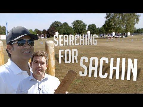 Searching For Sachin | Launch Of Tendulkar Middlesex Global Academy