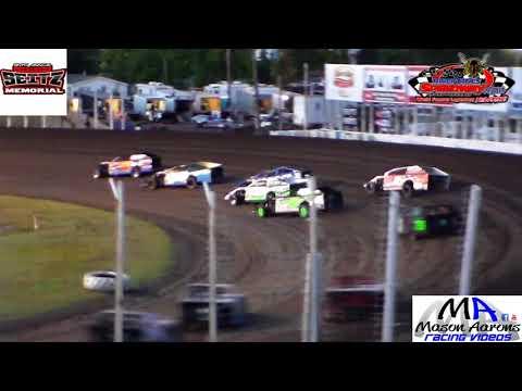 River Cities Speedway WISSOTA Midwest Modified Heats (John Seitz Memorial) (9/7/18)