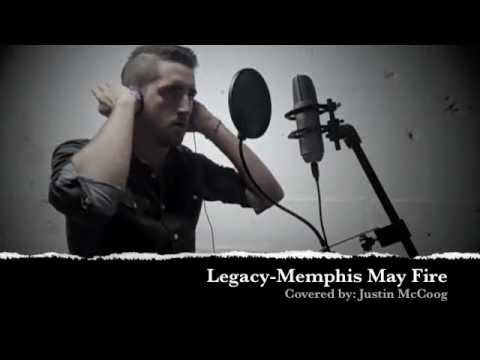 Memphis May Fire - Legacy (Vocal Cover)